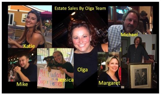 Estate Sales By Olga Team